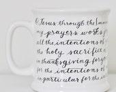 FEBRUARY 2017 PRE-ORDER 14 oz Morning Offering Mug