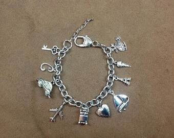 Fifty Shades Bracelet