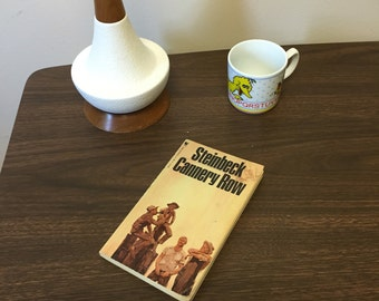 Cannery Row by John Steinbeck Vintage Book