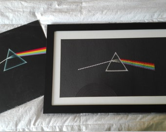 Pink Floyd embroidery