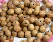 Sandalwood Beads, 8mm, loose beads, Mala Beads, Prayer Beads, Wooden Beads, 108 beads