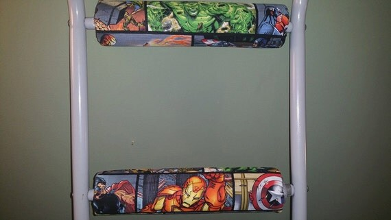Marvel Avengers Rungeeze Padded Bunk Bed By Parentparadise