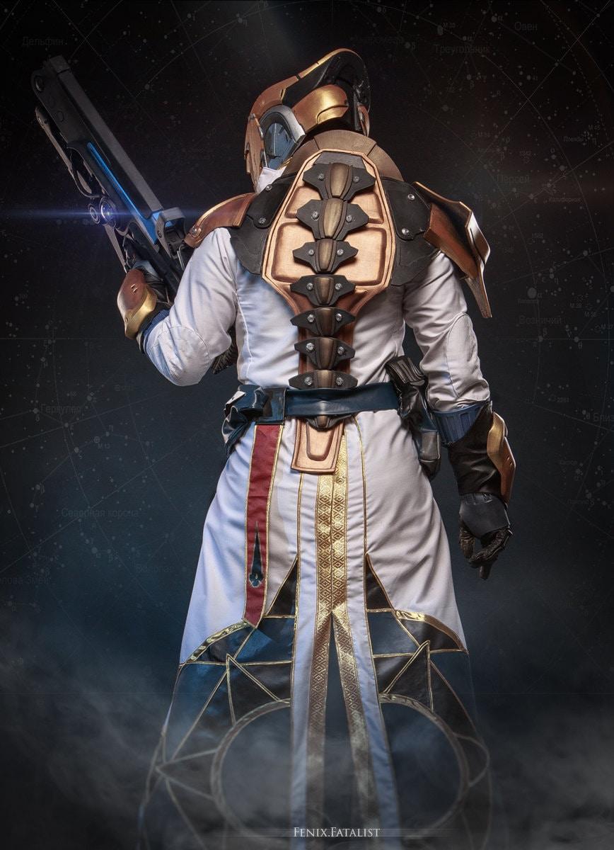 Destiny Warlock Cospla...