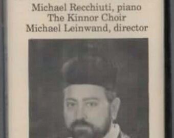 Hazzan Alberto Mizrahi Cassette (1991)