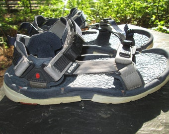 Vintage TEVA water shoe Made in USA Size 14 (FOURTEEN) Big person shoe perfect water to land shoe If you are a water lover these are for you