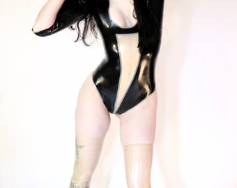 Latex Bodysuit Stargazer