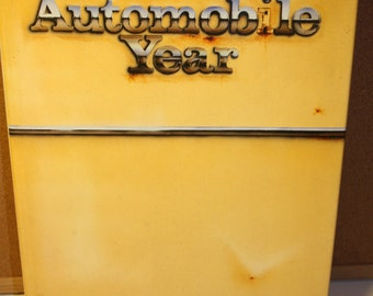 Automobile Year 1982/1983