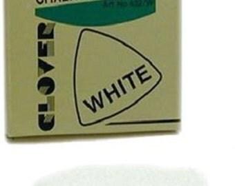 Clover Triangle Chalk White CL432W