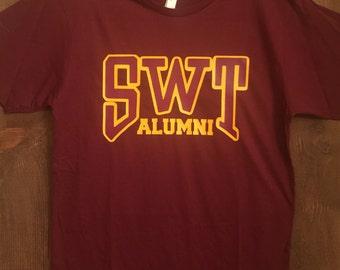 SWT Alumni tshirt