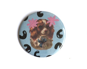 Sweet Dog Badge