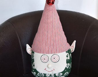 Henry The Cuddle Elf Pillow Toy