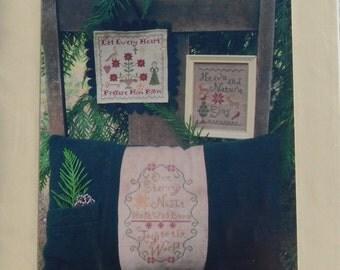 Joy To The World (3 Little Christmas Samplers) from Heartstring Samplery