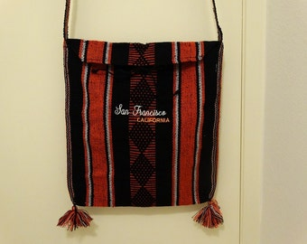 Mexican Messenger Bag Shoulder Bag