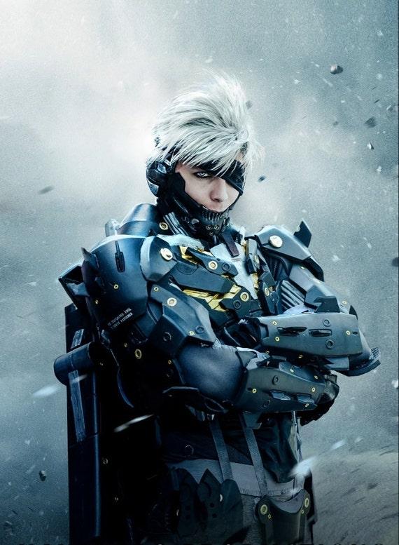 Metal Gear Rising Raiden's Armor Pattern prop by ...