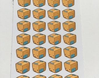 Kawaii Parcel Stickers : B19