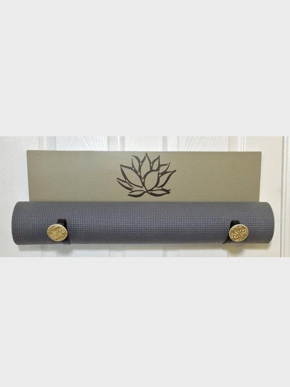 Yoga Studio Decor Handmade Yoga Studio Decor Yoga Mat