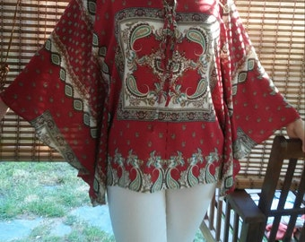 Indian style blouse