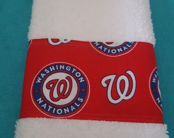 Washington Nationals Hand Towel