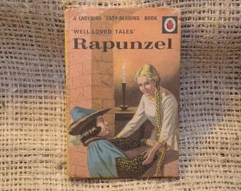 Rapunzel. Well Loved Tales. A Vintage Ladybird Book