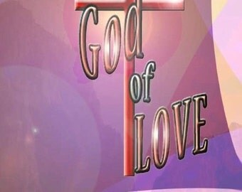 Awesome God of Love devotional book by Craig Allan