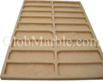 Old Brick Stone Veneer Mold BS 611