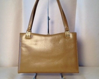 Vintage Coblentz Original Butterscotch Leather Handbag