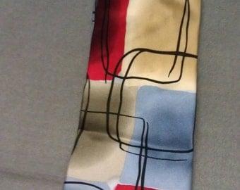 J. Garcia Scales Collection Twenty-Nine 100% Silk Neck Tie