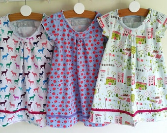 Toddler Sun Dresses, made swiftly to order