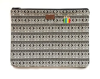 Lenovo Yoga 2 Case,11 Inch Macbook Air Sleeve,11 Inch Macbook Air Case,11 Inch Laptop Sleeve,11 Inch Laptop Case - Batik Asian Motif