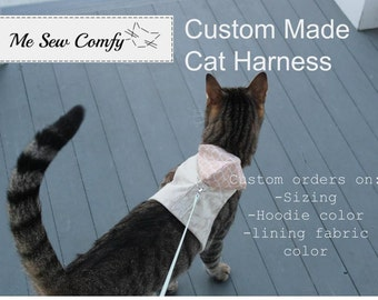 Cat Harness-Custom Order