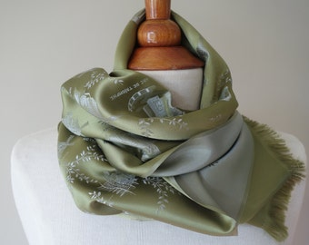 Vintage 'Paris' scarf