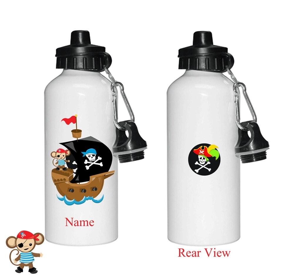 Water Bottle Personalised: Personalised Kids Water Bottle Personalized Drinks Bottle