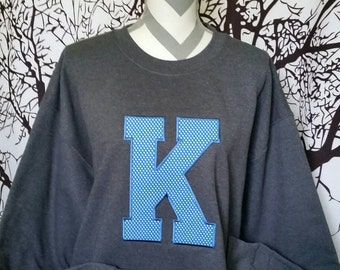 Kentucky, Big K Crew Neck Sweatshirt
