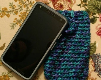 Multi Color Cell Phone Case