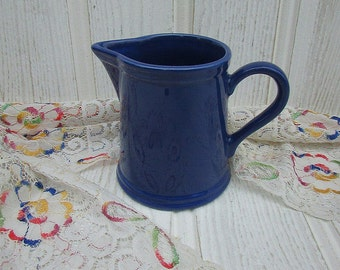 Little French Blue Jug