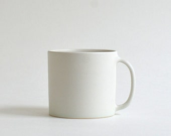 Coffee Cup S (White Cloud) ;  Wakako Senda (13003003-WC)