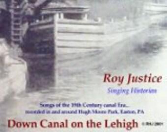 Down Canal on the Lehigh