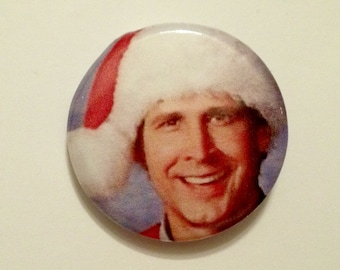 Christmas Vacation Inspired Clark Griswold 1 Inch Button!