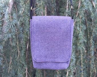 Suit Coat Shoulder Bag