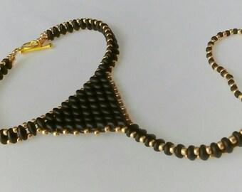 Slave Bracelet/ Hand Harness