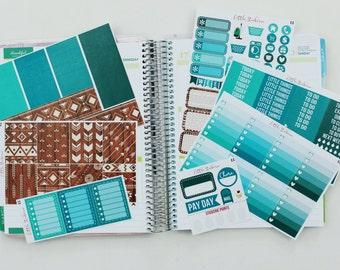 SALE ~ Into the Woods | Weekly Kit // Plum Paper Planner, Erin Condren, Happy Planner