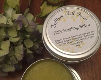 Bill's Healing Salve