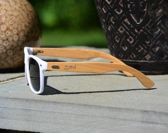 Zoni Wear Wooden Sunglasses, Bamboo Sunglasses, Wood Sunglasses, Wood Eyewear Wayfarers, Hand Made, Mens Sunglasses, Womens Sunglasses