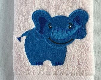Elephant Flannel Etsy