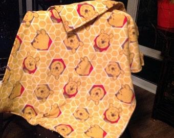 Winnie pooh blanket