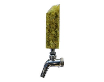 Hop Beer Tap Handle