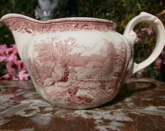 Vintage cream Pot  Villeroy et Boch - Vintage Pot à créme Villeroy et Boch