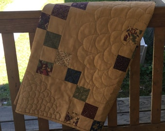 Homemade Quilted Table Runner