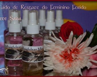 7 Saias -  Sacred Feminine Rescuer Fluid