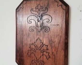 Wood Decorative Plaque